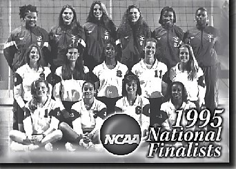 1995 Runner up to National Champions.