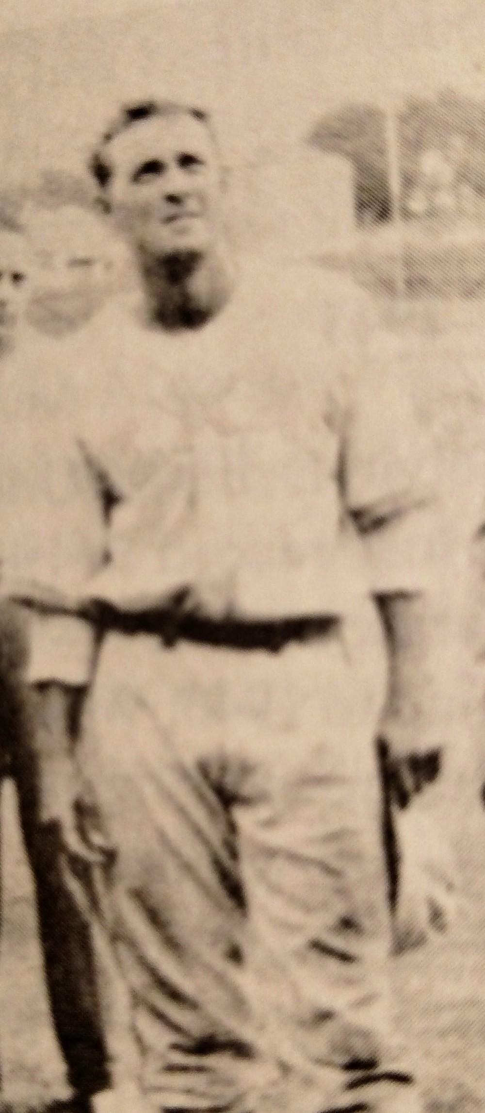 Bobby Moers 1940 Norris Trophy