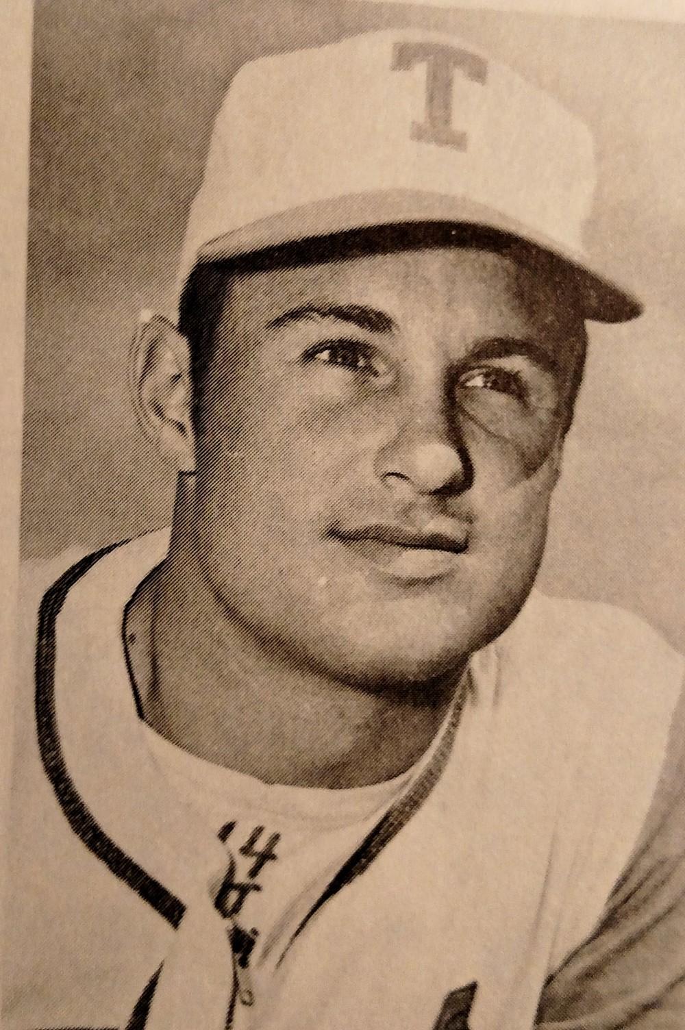 Pat Brown 1968 batting champ