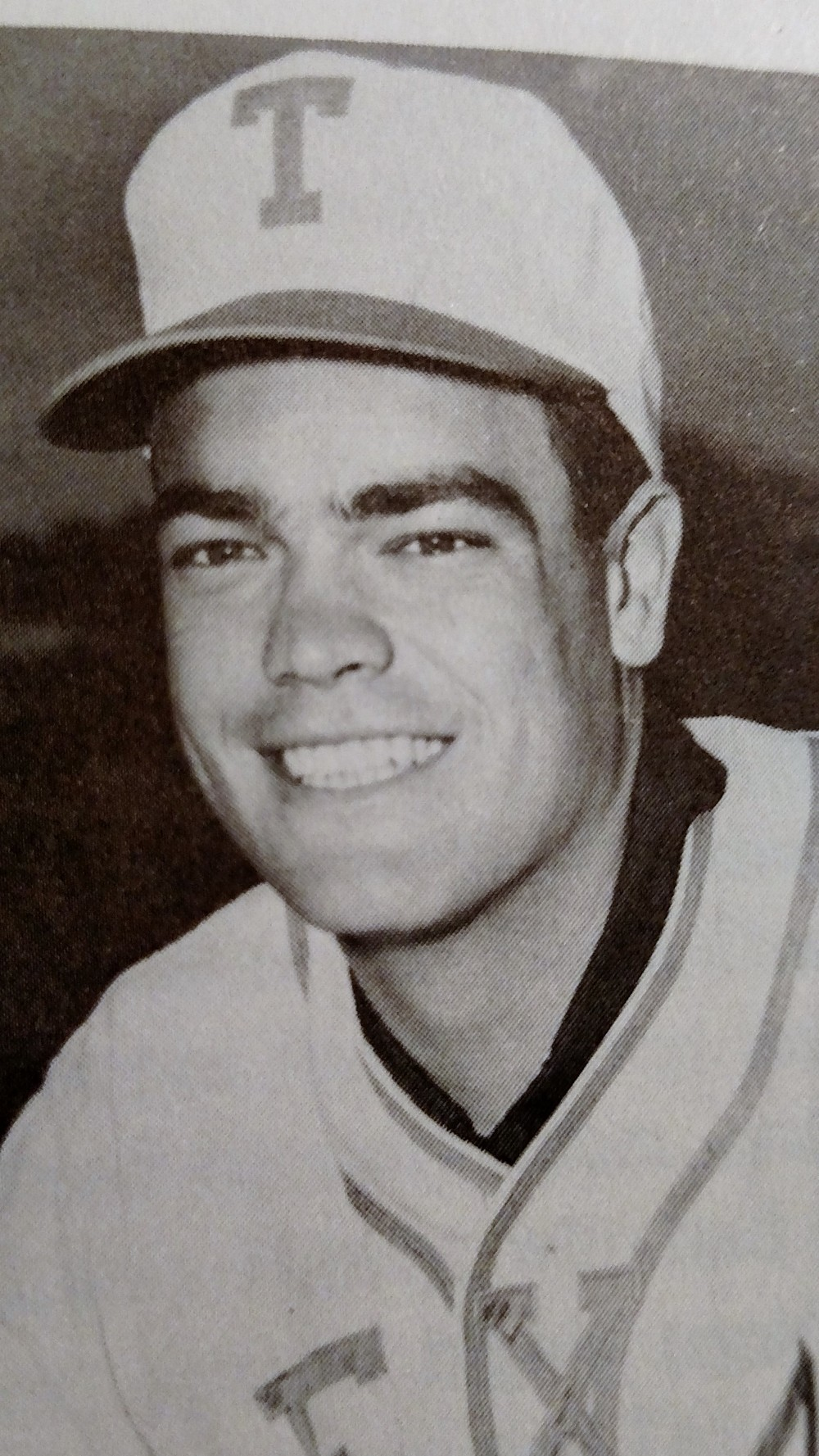Bob Snoddy 1967 batting champ