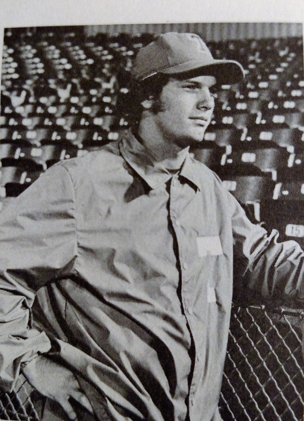Richard Wortham- Superman 1976