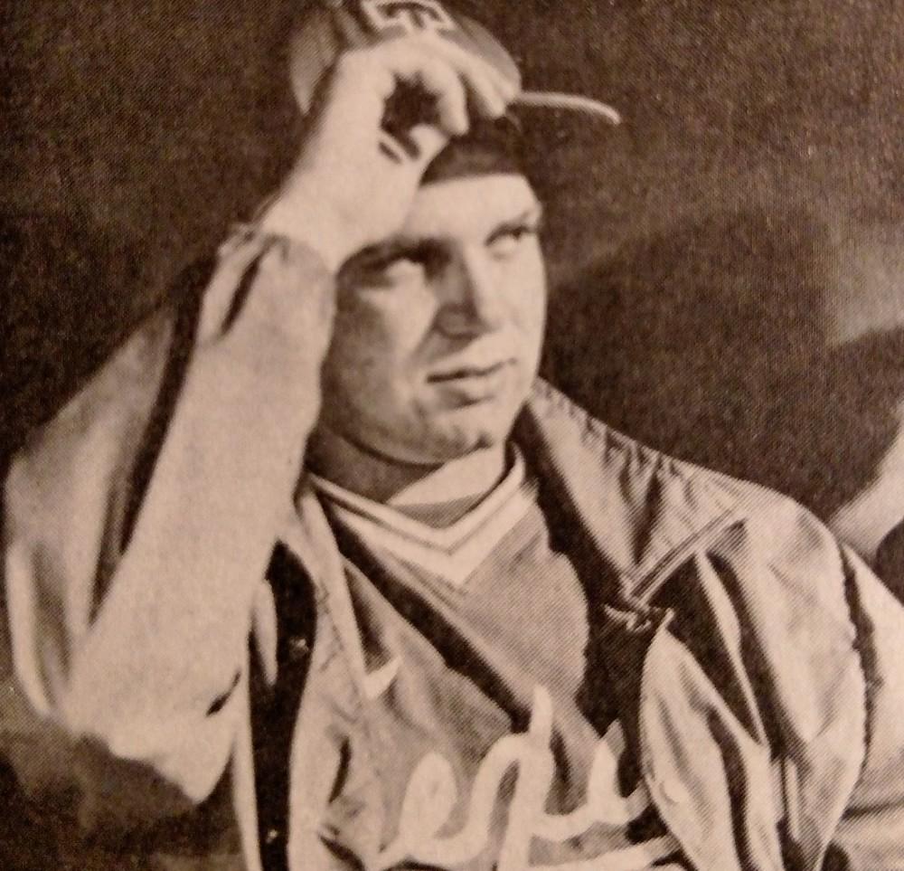 Ron Roznovsky 1973 All American