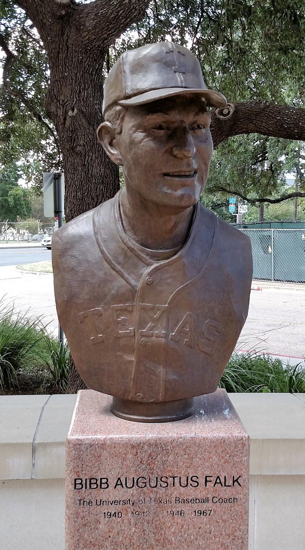 Coach Falk statute