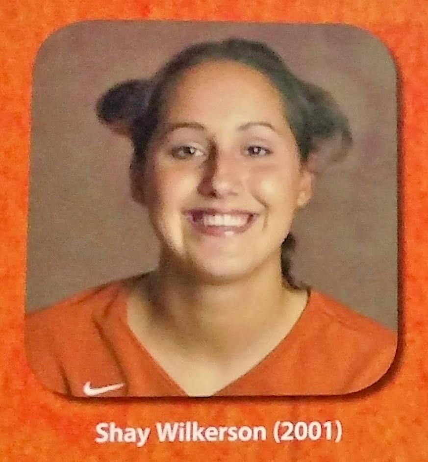 Shay Wilkerson - 2001 All Region