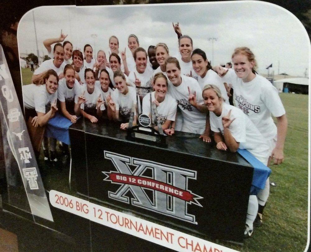 2006 Big 12 Champs