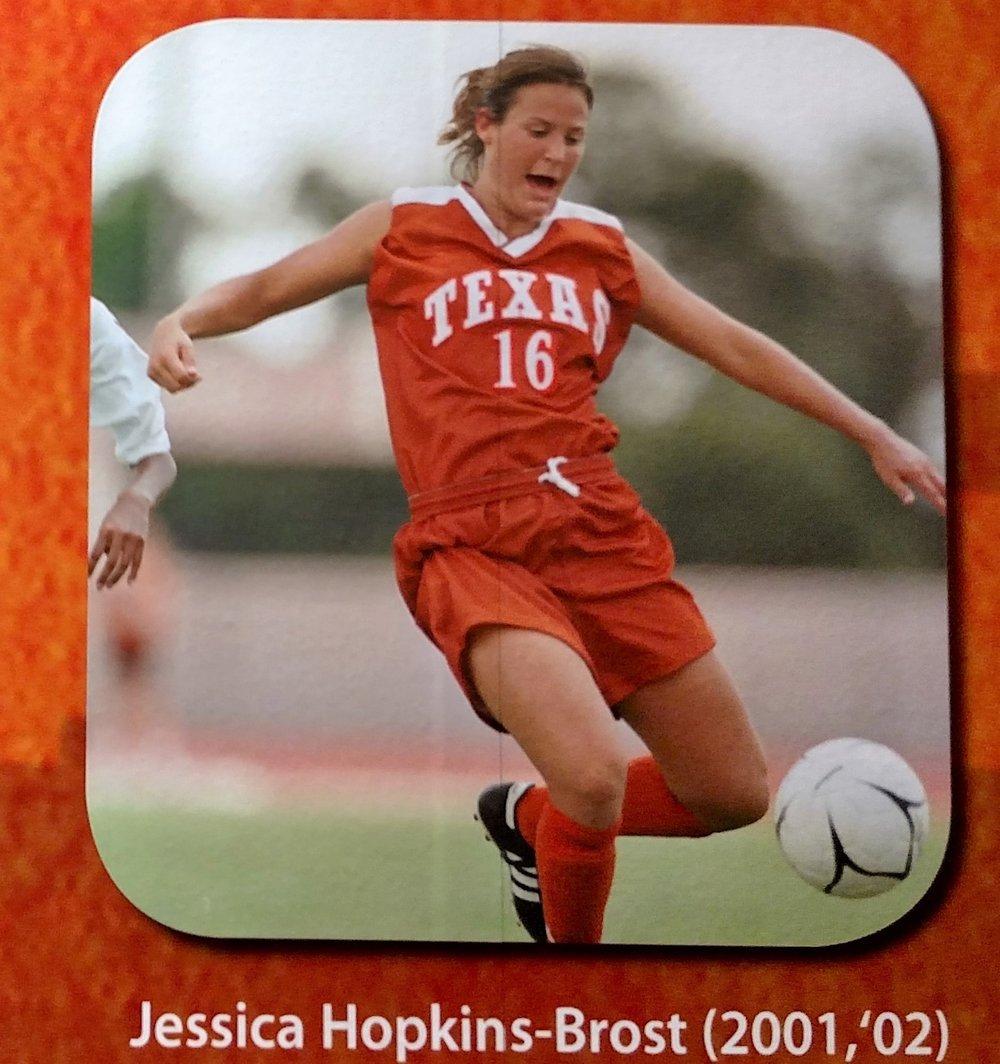 Jessica Hopkins - 2001