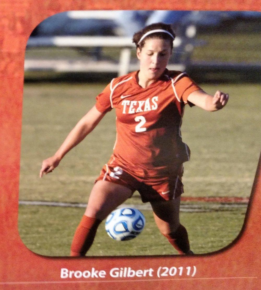 Brooke Gilbert- All Newcomer team