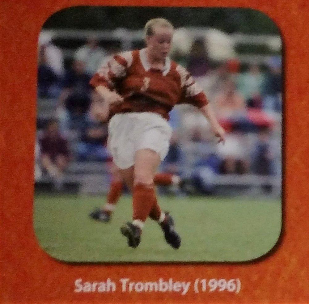 Sarah Trombley