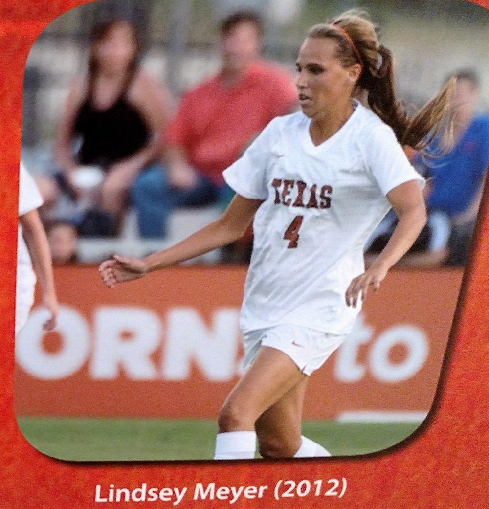 Lindsey Meyer- All newcomer team