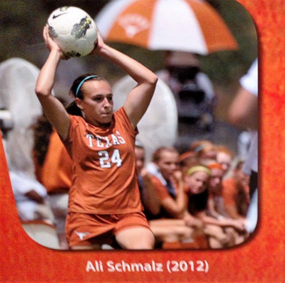 Ali Schmaultz- all newcomer team