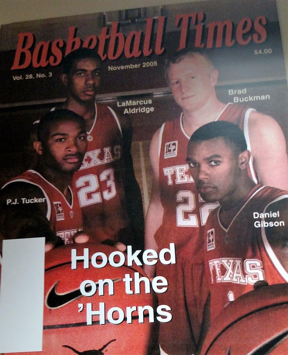 2005 Horn Basketball
