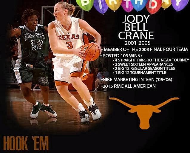 Jodie Bell Crane