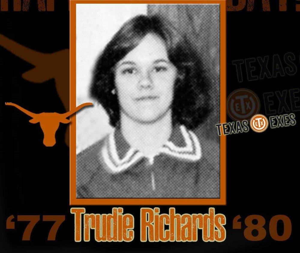 Trudie Richards- basketball