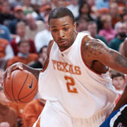 P.J. Tucker 2006 Big 12 Player of the year