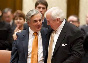 The Chancellor and Chairman