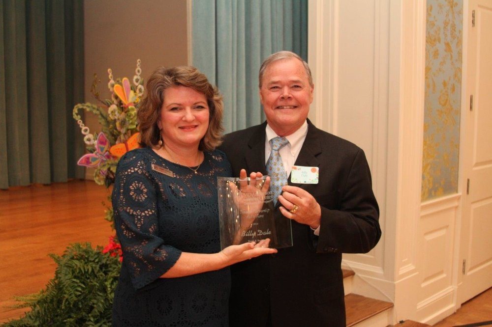 2014 -M.D. Anderson Business Partner Hall of Fame.