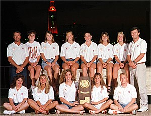 1993 Tennis National Champs