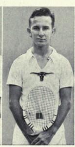 Longhorn Tennis Logo 1938 -