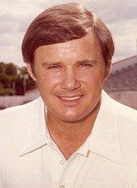 Coach Akers - 1977