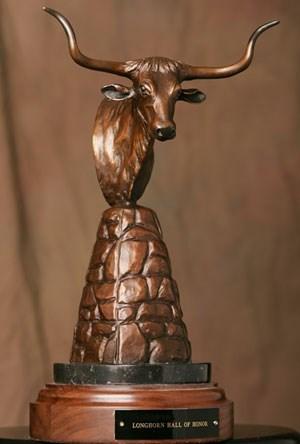 Men's Hall of Honor trophy
