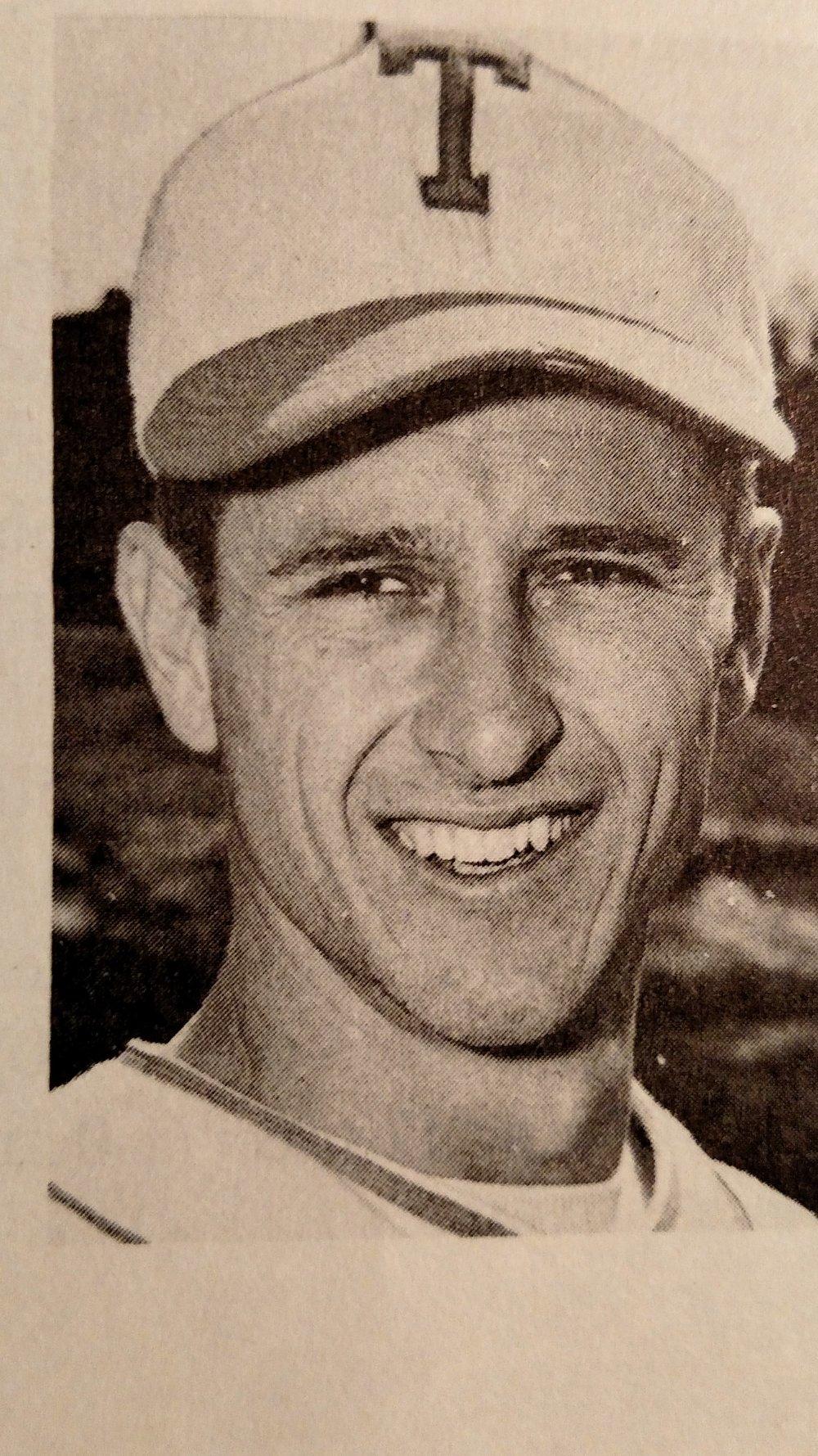 Jim Ehrler 1949 (BB)