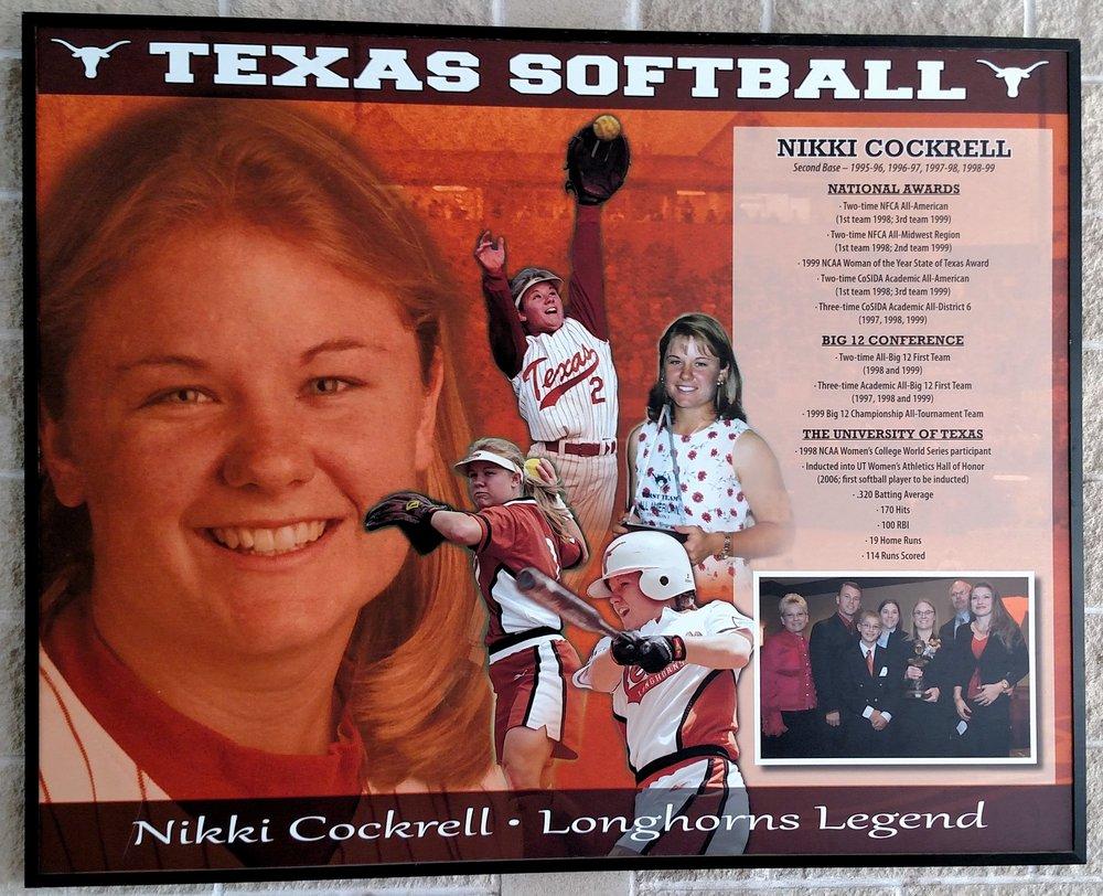 Nikki Cockrell 1996 (SB)