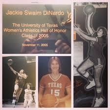 Jackie Swaim 1978 Basket
