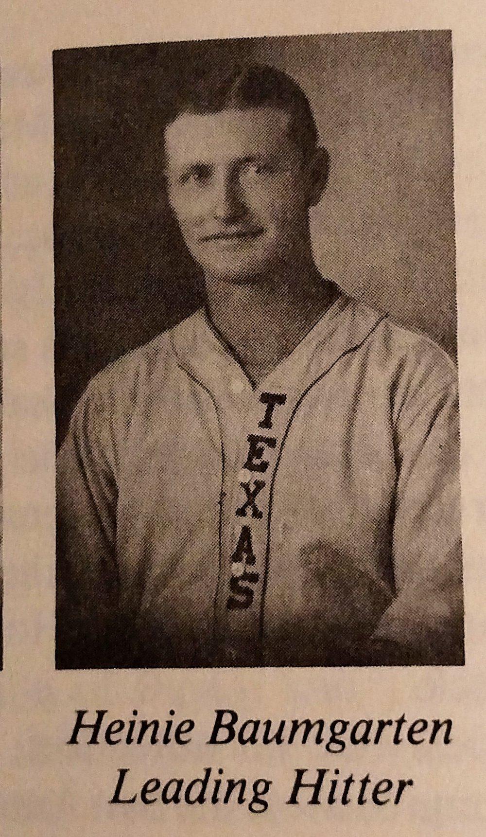 Henry Baumgarten 1927 (BB)
