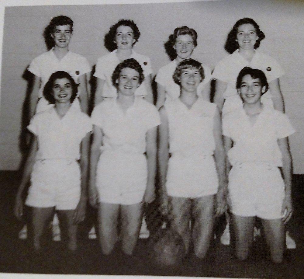 1957 BasketballChamps -