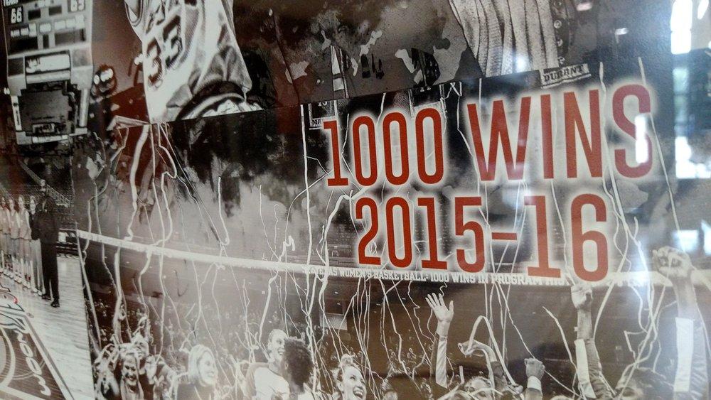 1000 wins -