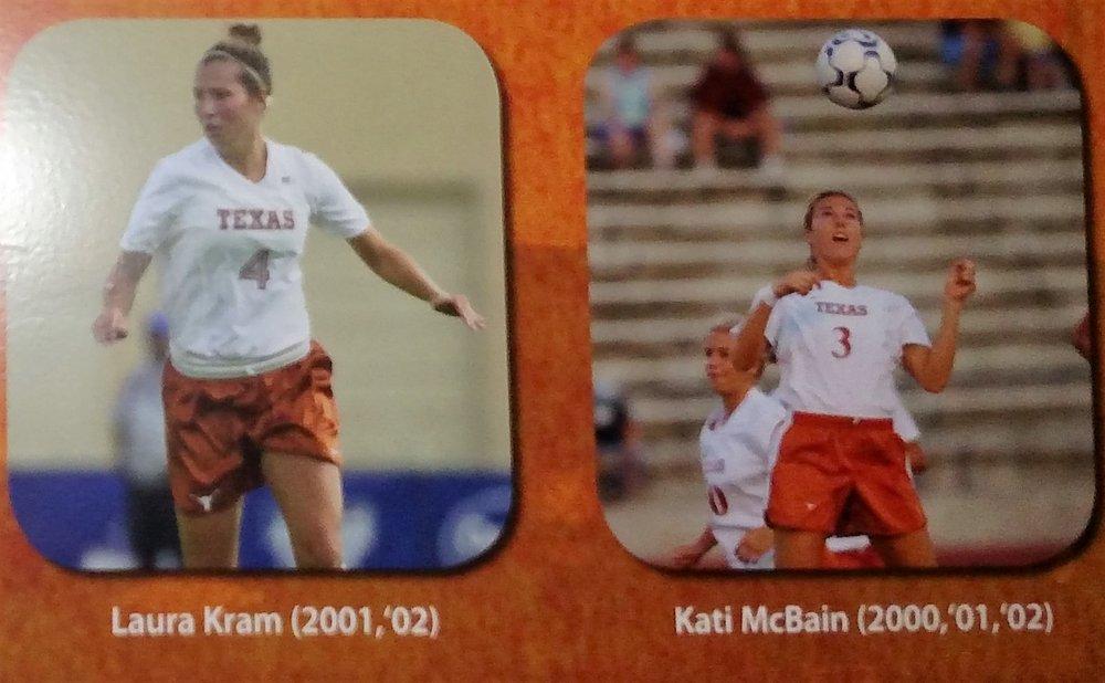 Kram and McBain