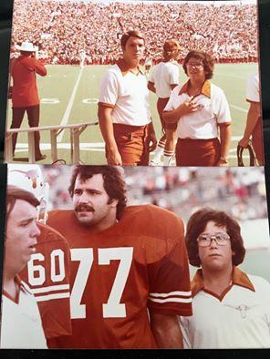Alan and Brad 1977