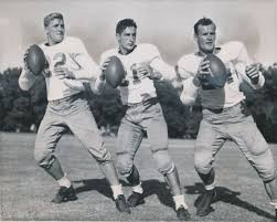 Bobby Layne, Tom Landry quarterbacks.jpg