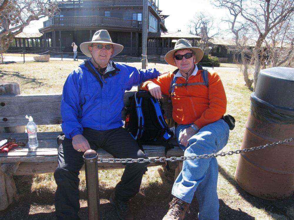 Stan Mauldin and Syd Keasler- Lifetime friends -