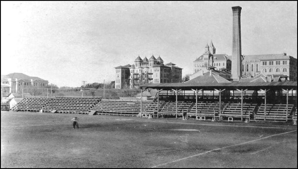 Clark Field 1917 -