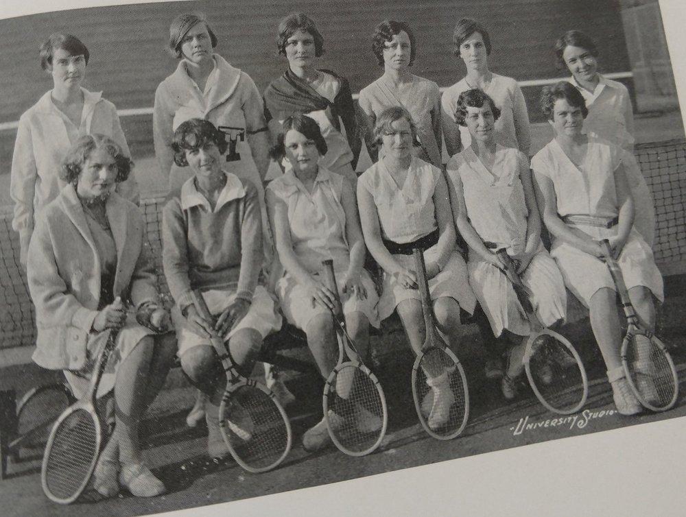1928 Tennis -