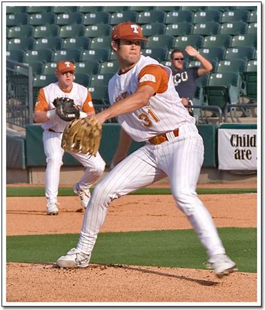 Son Chance Ruffin 2010 Longhorn closer