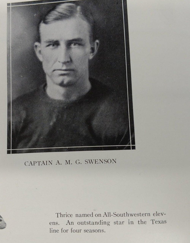 Captain Swenson