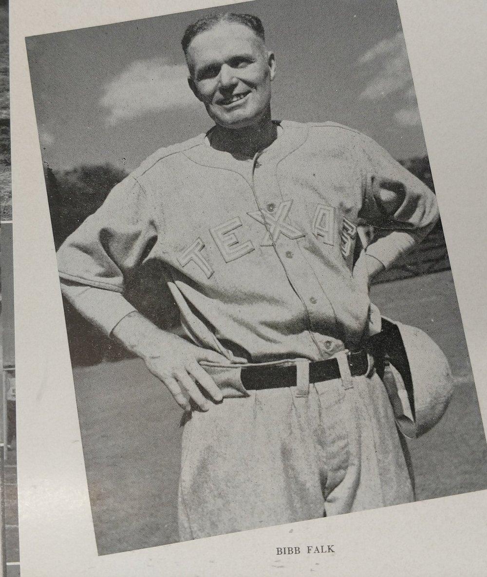 Bibb Falk 1940