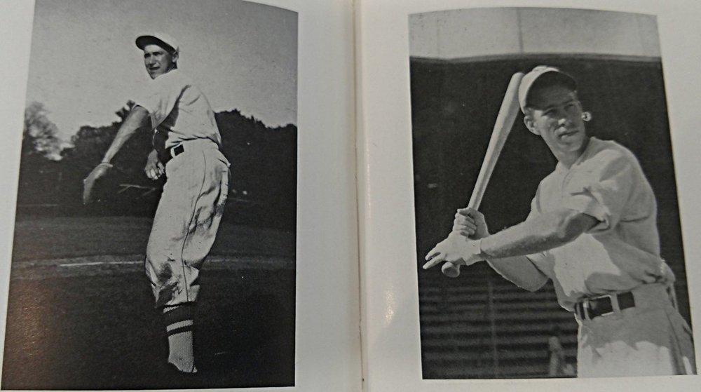 Leroy Andersen and Jack Lindsey