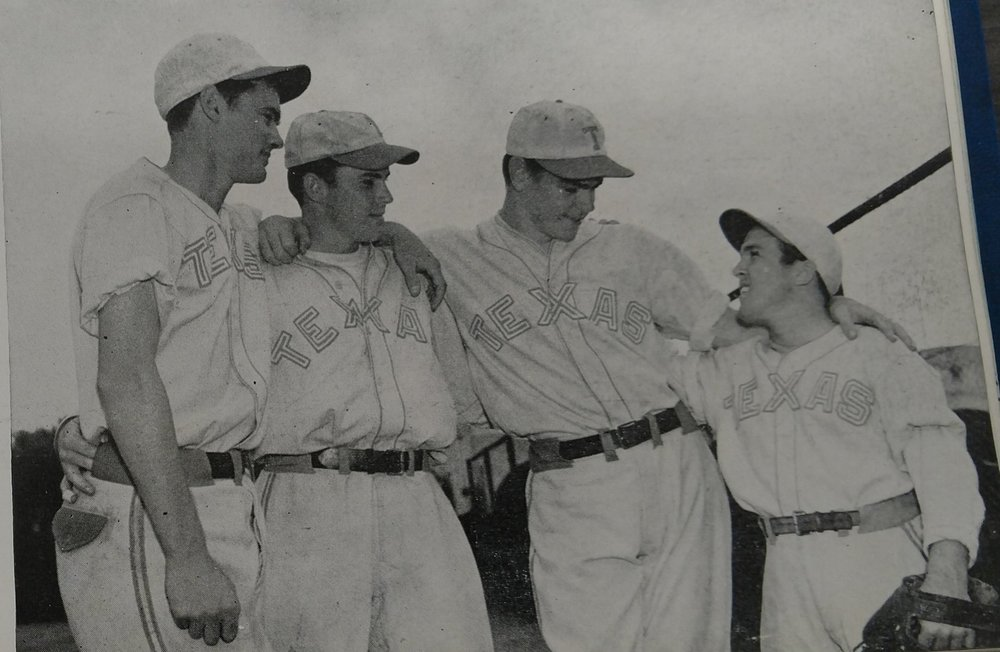 1943 - Campbell, Hilliard, Borneman, Rooster Andrews