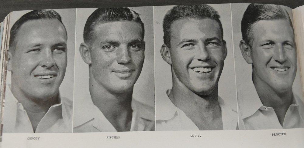 Conoly, Fischer, McKay, Procter