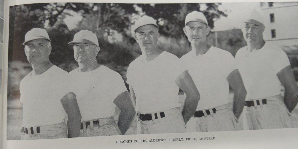 Curtis, Alderson, Cherry Price, Gilstrap