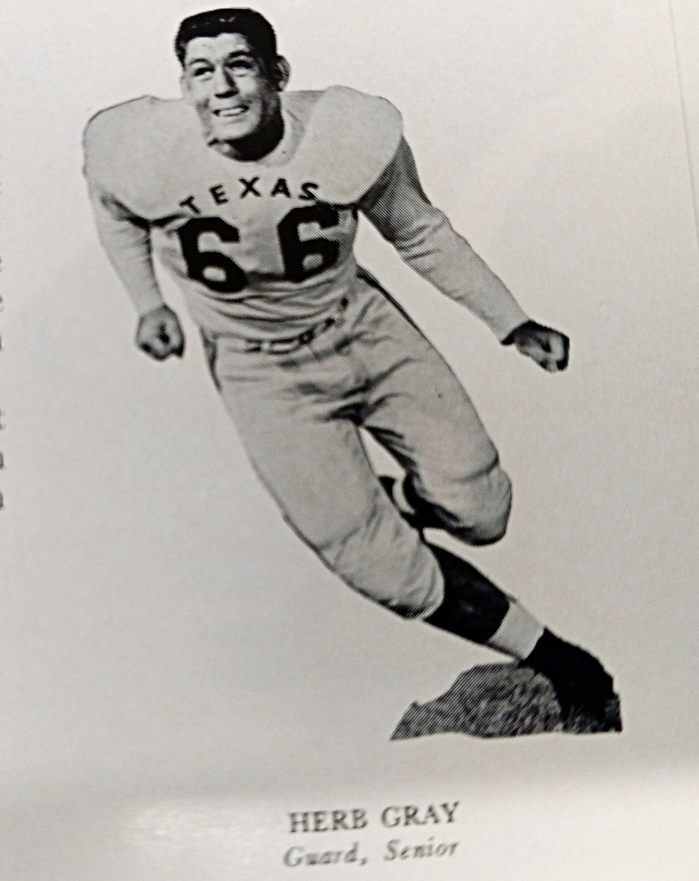 Herb Gray All American