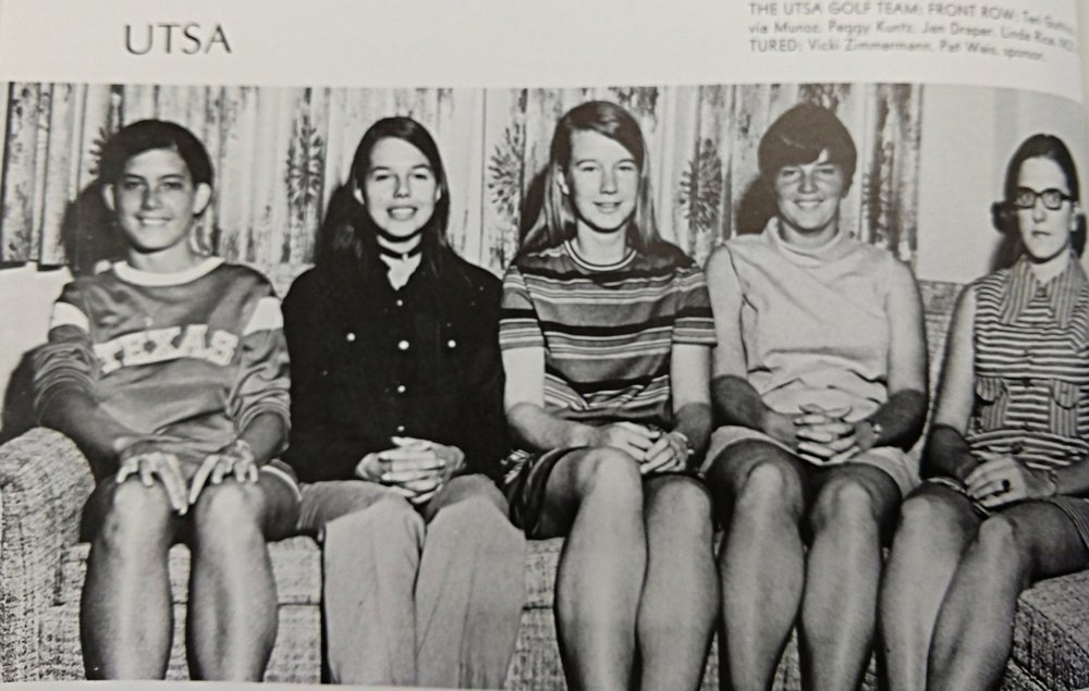 1971 State Golf Team