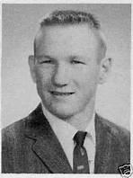 Tommy Nobis as a Senior in high school