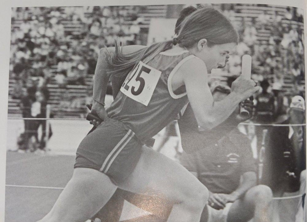 1974 Julie Campbell