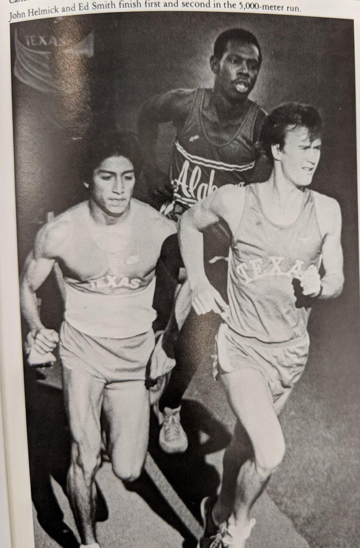John Helmick and Ed Smith