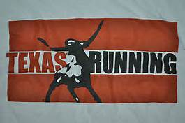 First Texan to break the 4 minute mile and a Longhorn All American -