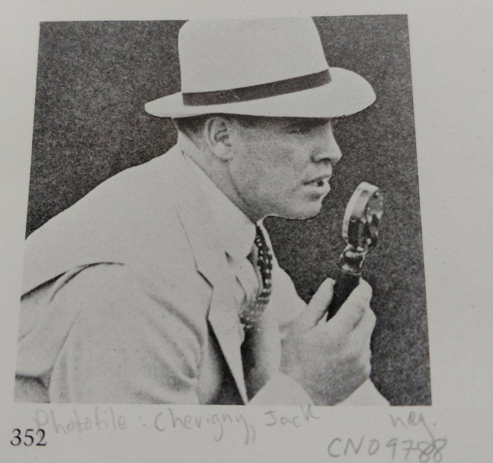 Jack Chevigny 1935.jpg